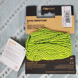 Outdoor Research Accessories - Outdoor Research Echo Ubertube Scarf, Beanie Green